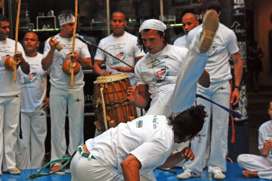 capoeira alf bencao