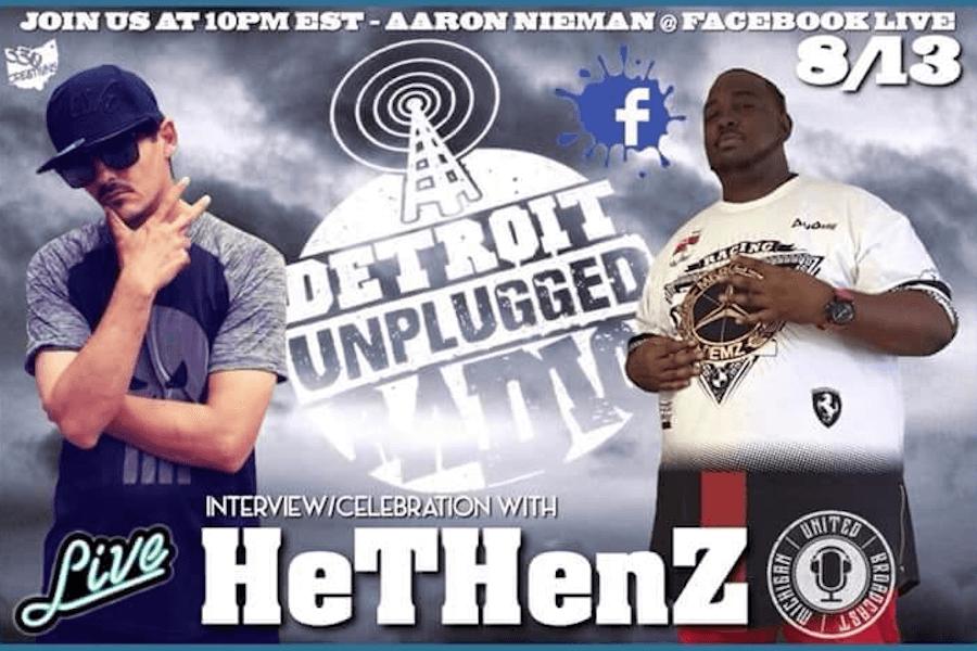 Detroit unplugged