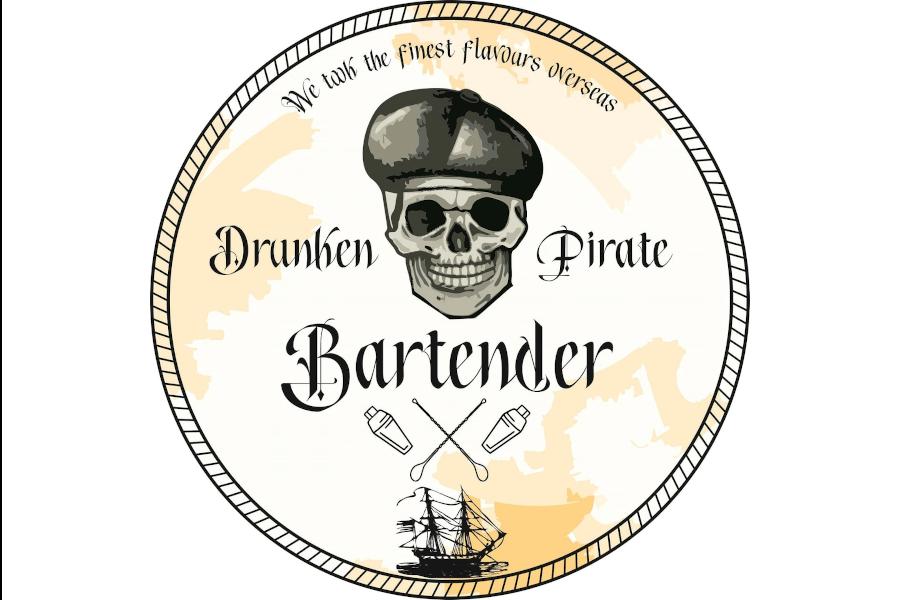 Drunken Pirate transcends The Vision