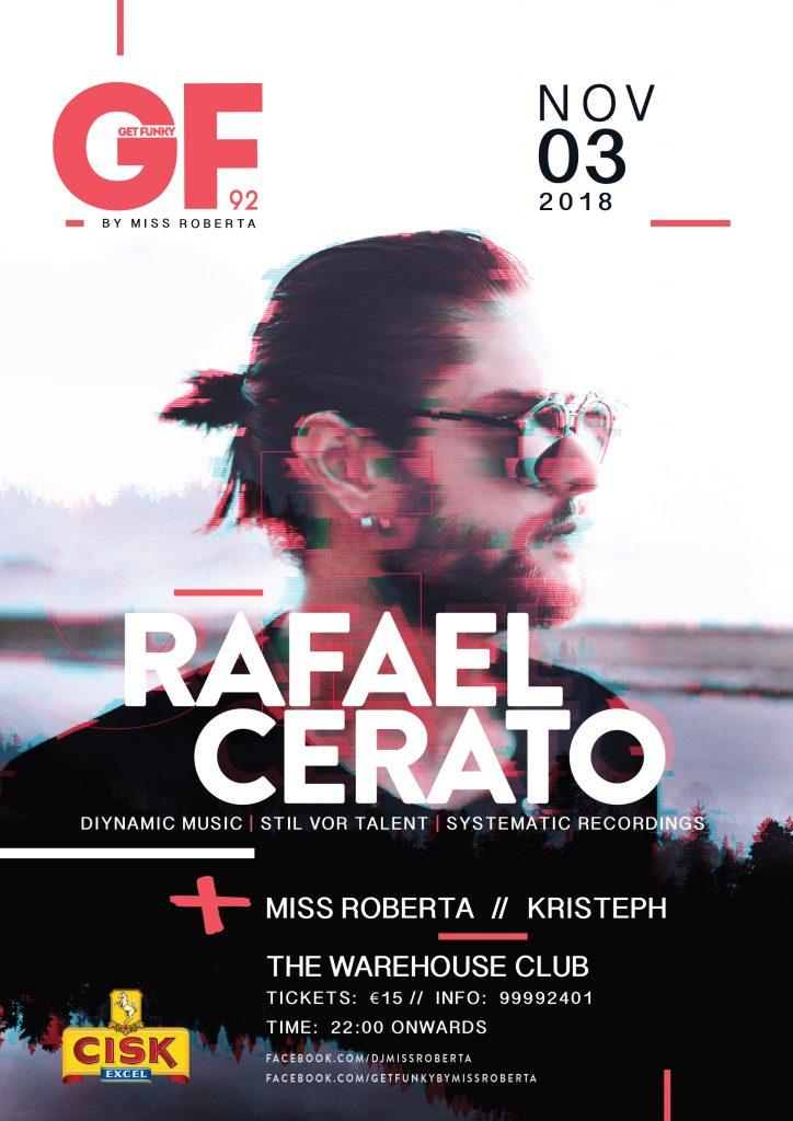 Rafael Cerato live in Malta