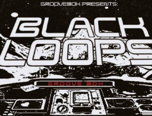 black loops