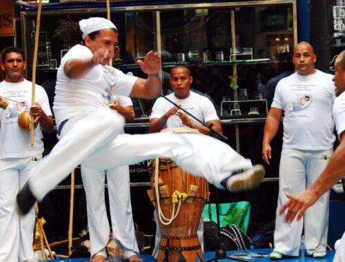 capoeira alf flying
