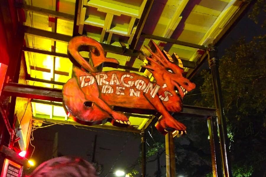 Dragon's Den NOLA
