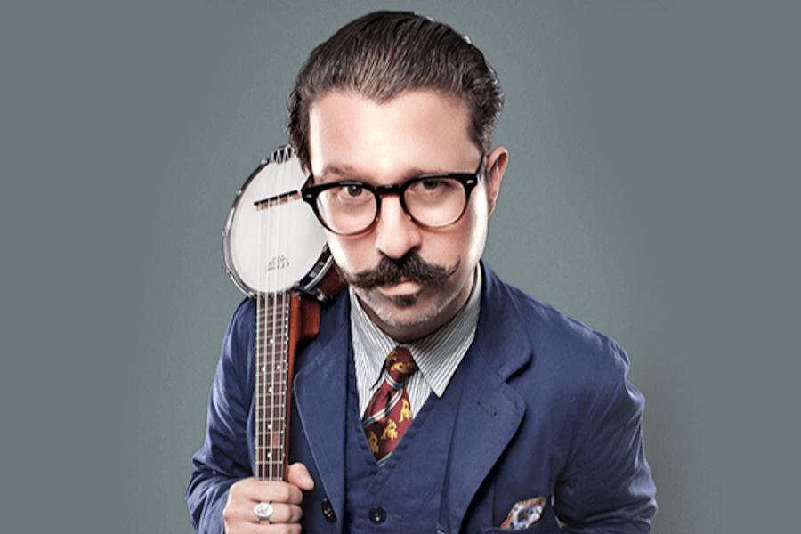 Mr B, The Gentleman Rhymer with his banjolele