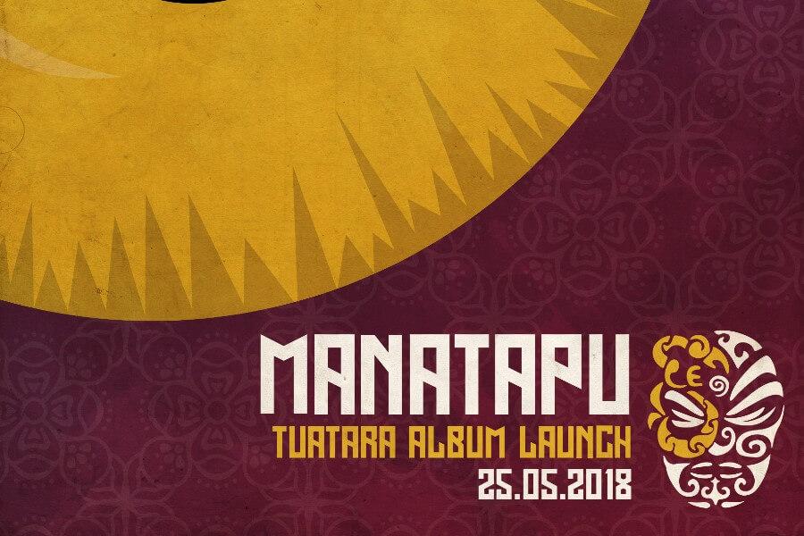 tuatara album launch