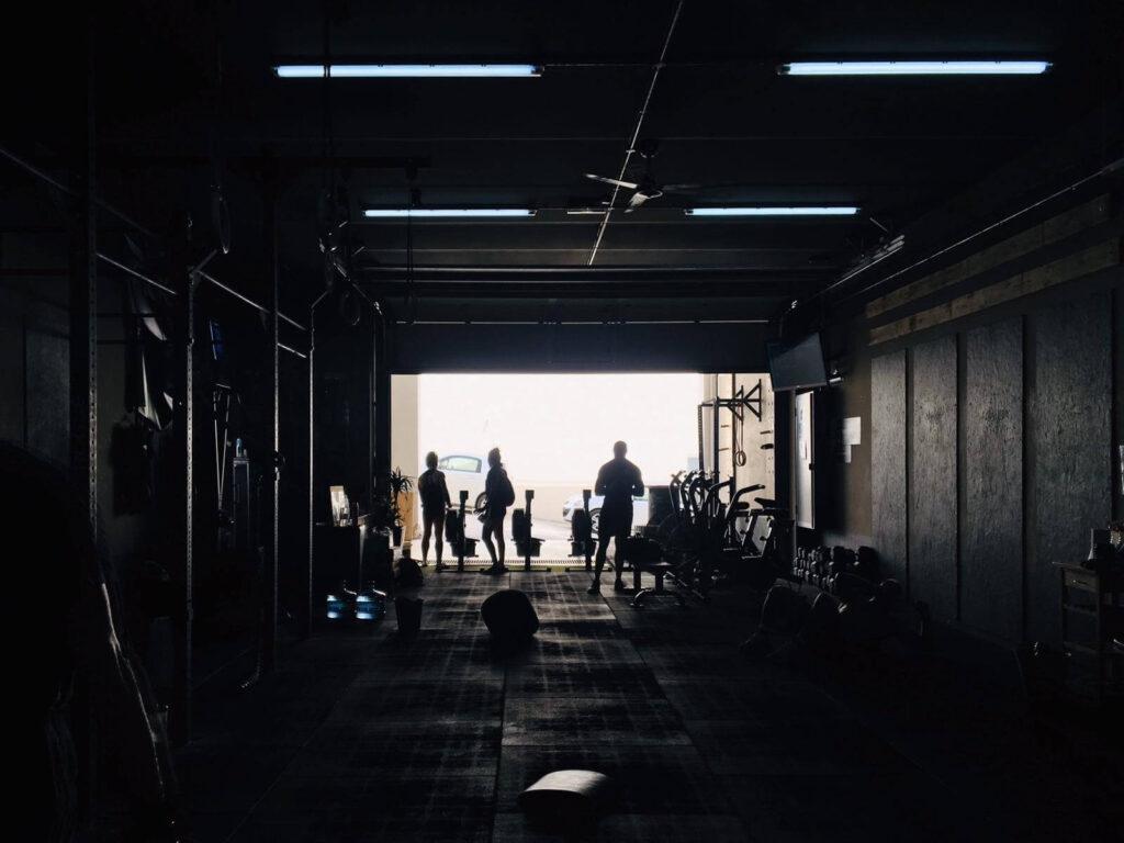 CrossFit at Shieldwall