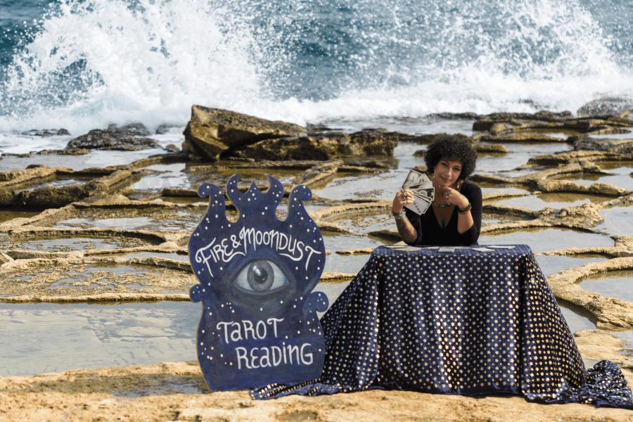 Tarot reading by Faye Alamango