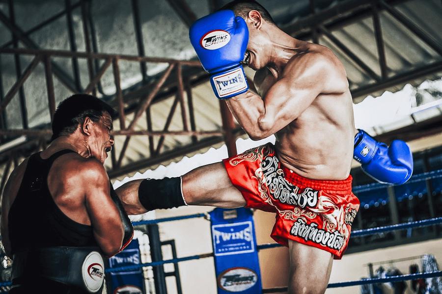 Martial Arts for street survival, Muay Thai