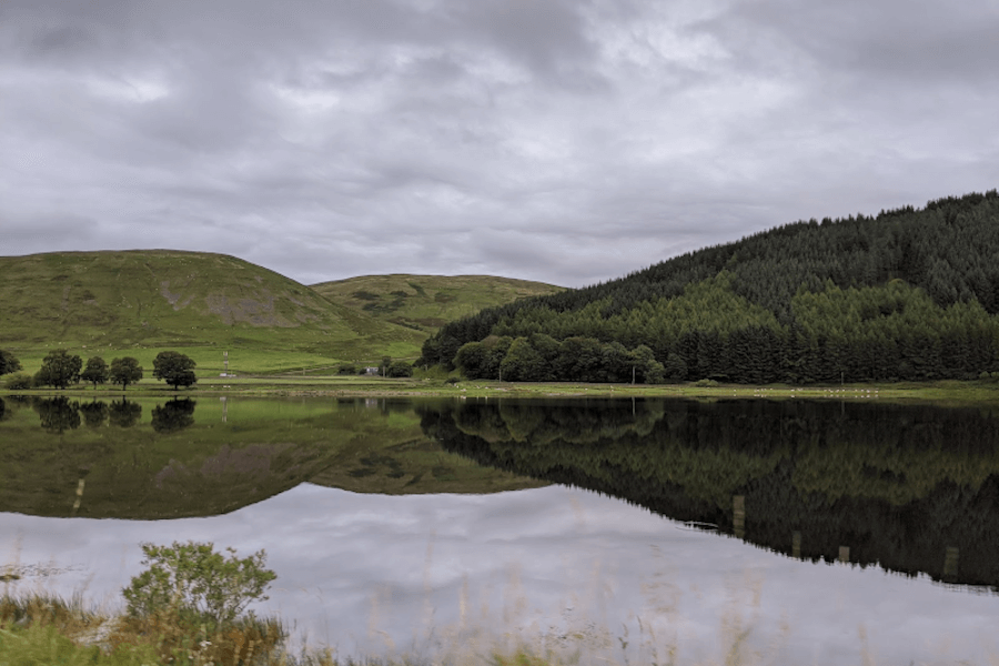 Rave stories in Scotland's countryside
