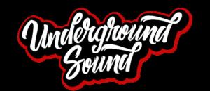 Underground sound logo