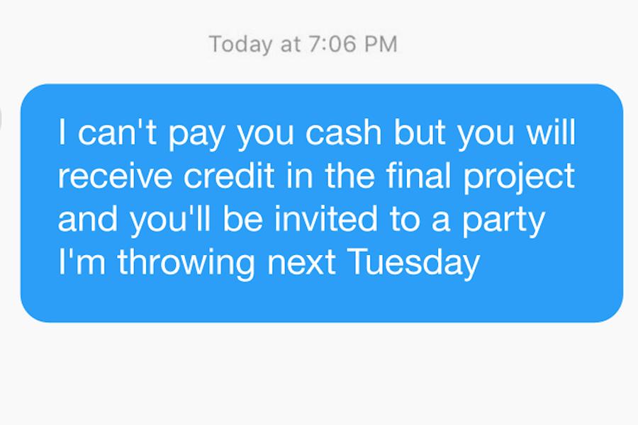 Payment In Exposure