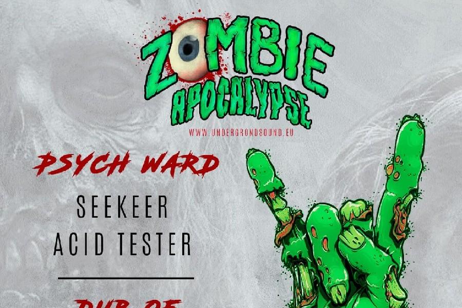 Zombie Apocalypse 2019