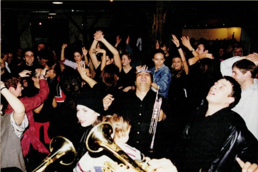 Fanfare Ciocarlia live