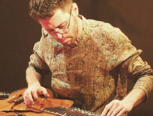 joel veena indian slide guitar