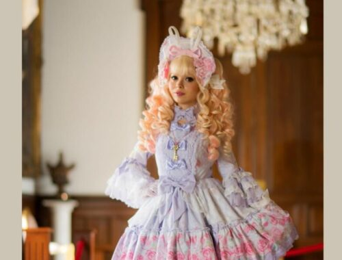 lolita fashion