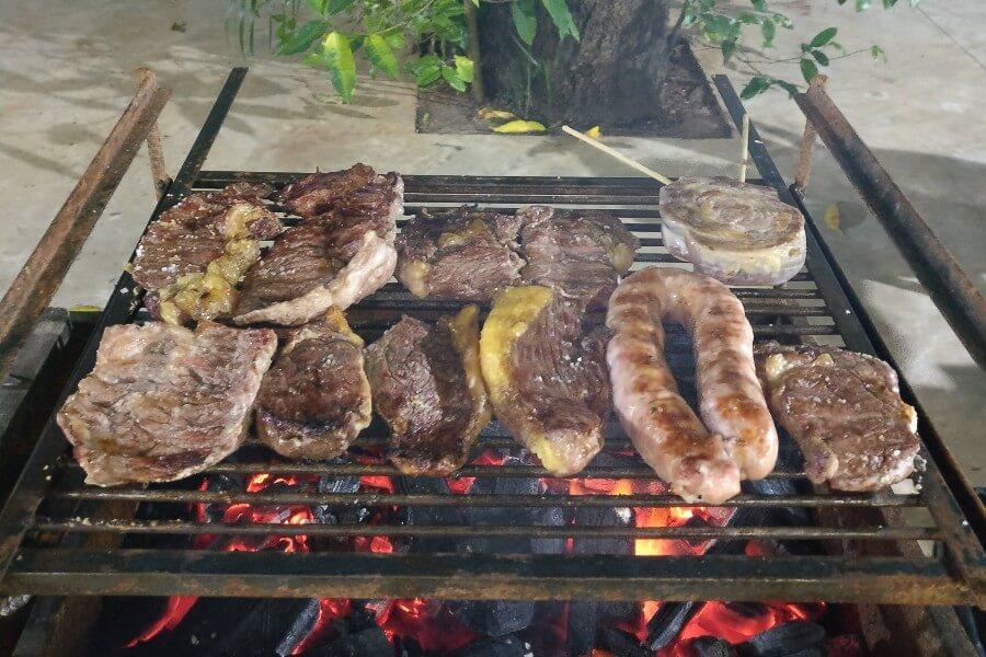 Brazilian churrasco