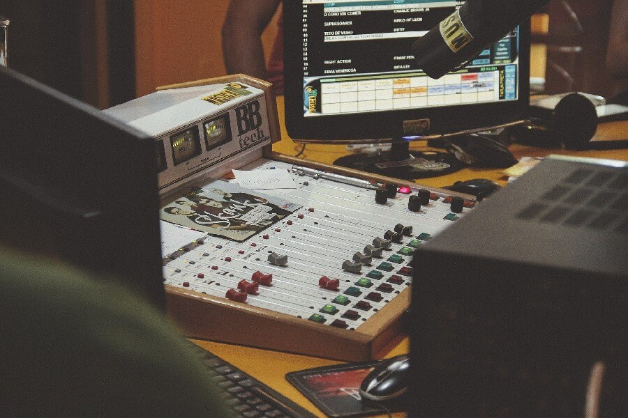 Music production for film and TV is in high demand
