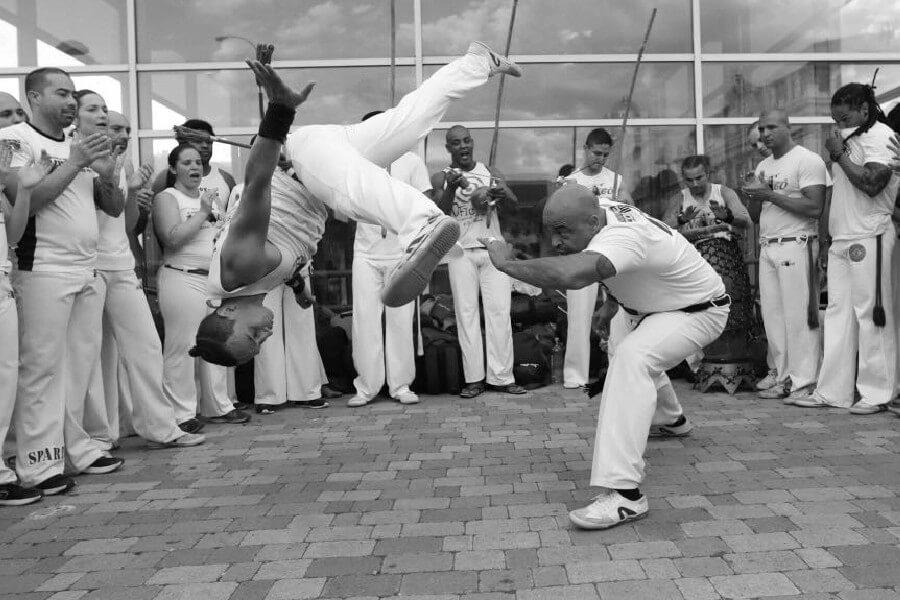 Capoeira Nago in Madrid