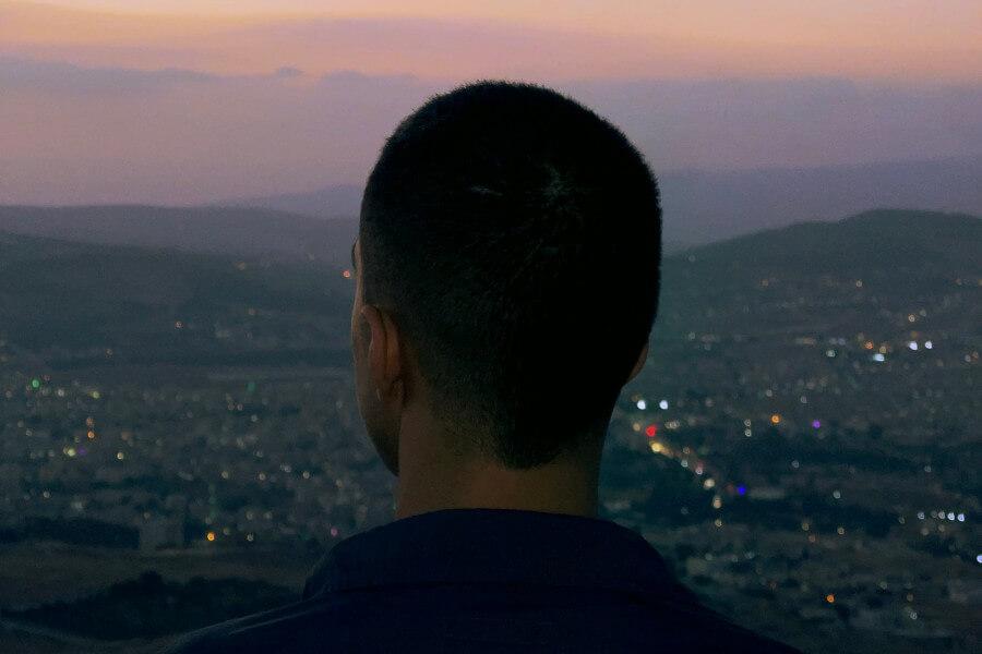 Shbash overlooking Amman